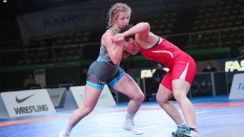 Team Canada Erica Wiebe