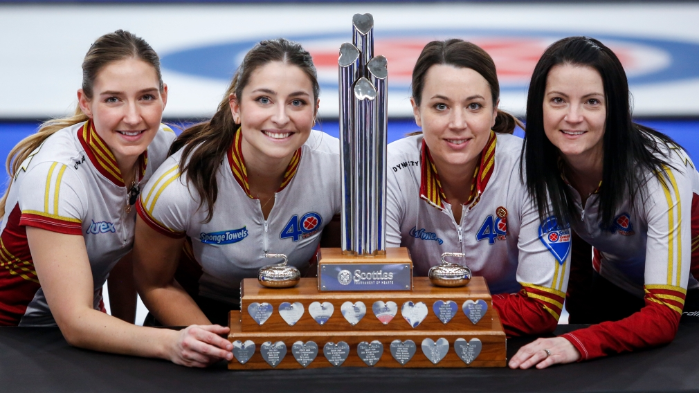Weekend Roundup: Team Einarson wins second straight national title in curling