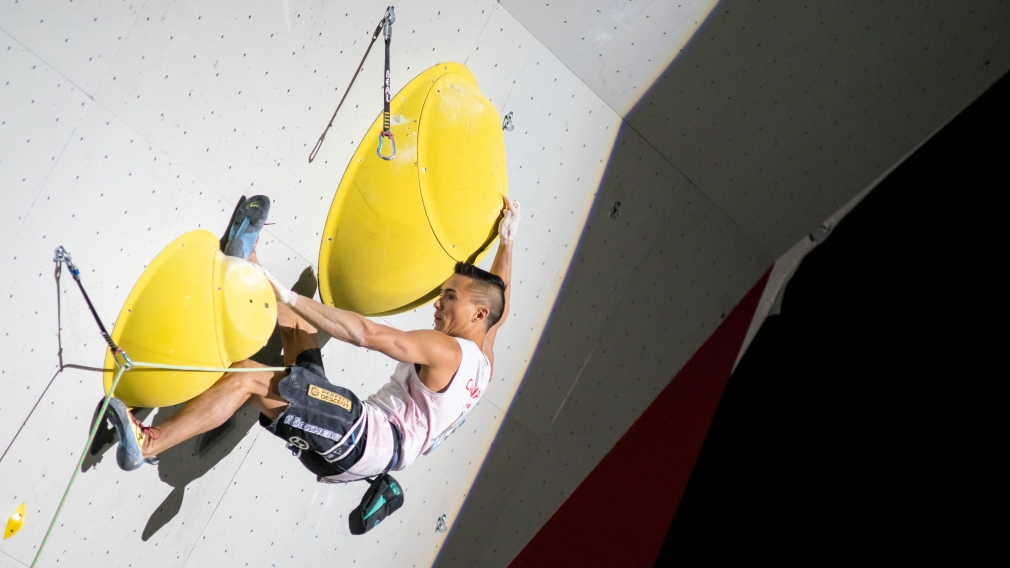 Sean McColl tells first time fans what to watch for in Olympic sport climbing