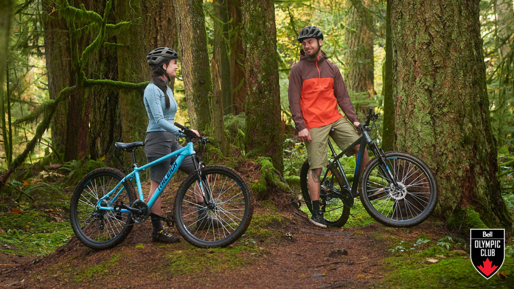 Win a mountain bike from Canadian Tire