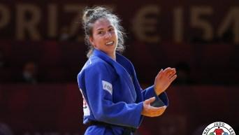 Antalya Grand Slam 2021, -63 kg, BRONZE ISR SHARIR vs CAN BEAUCHEMIN-PINARD