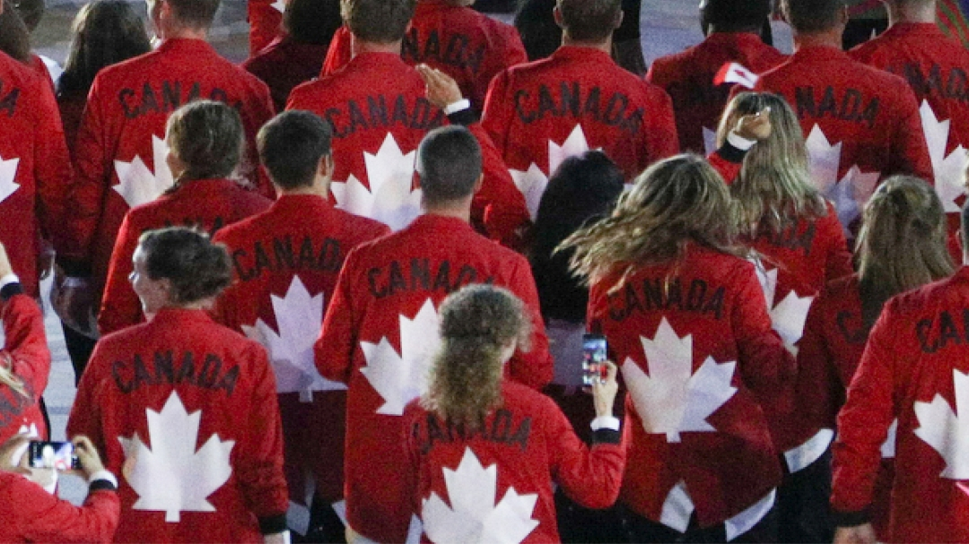 Team Canada group pic