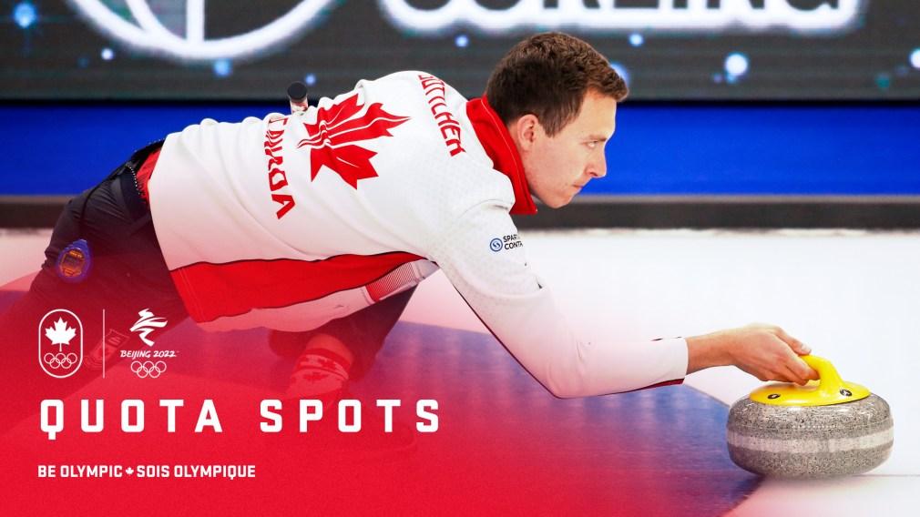 Canada locks up men's Olympic curling berth for Beijing 2022
