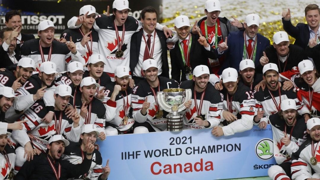 Team Canada hockey world championships