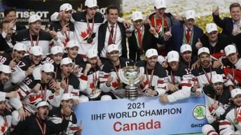 Team Canada Ben Preisner