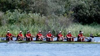 Team Canada women's eight