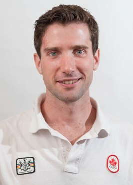 2012 Canadian Olympic fencing team member Philippe Beaudry (sabre)