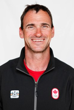 Canadian Olympic Committee team head shots event