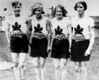 31_07_1928_Fanny_Rosenfeld_Ethel_Smith_4x100_r