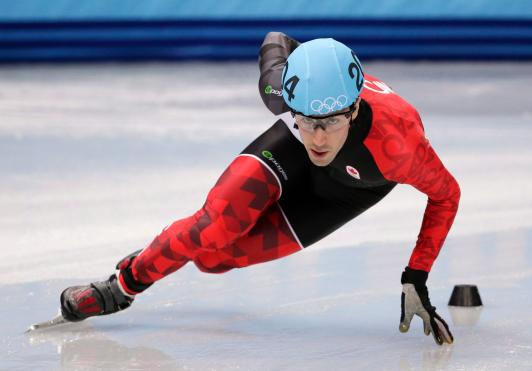 Sochi Olympics Short Track Speedskating