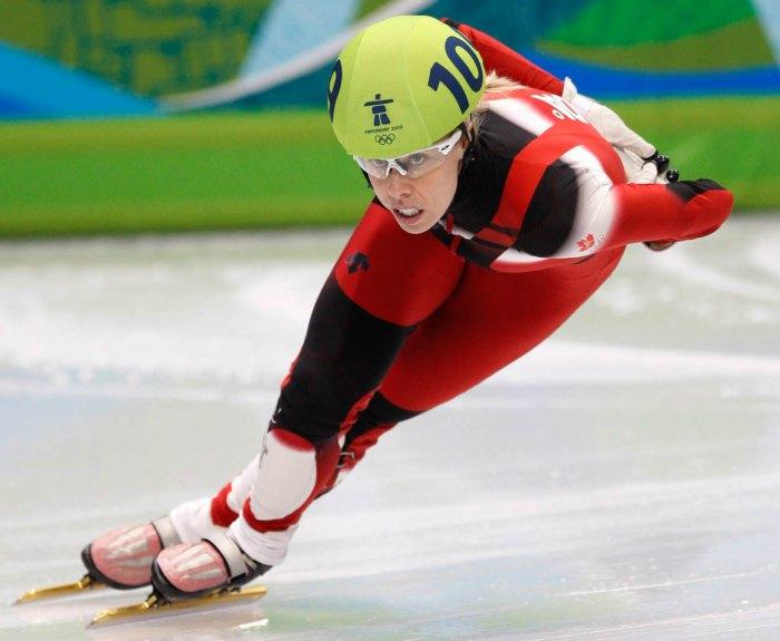 Les derniers Jeux de Tania Vicent ont été ceux de Vancouver, en 2010, où elle a remporté l'argent au relais 3000 m.
