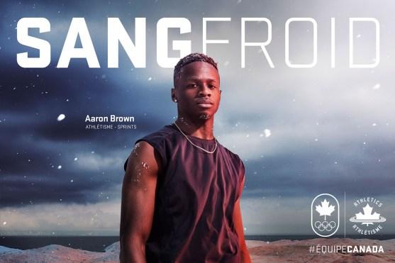 Aaron Brown | Athlétisme