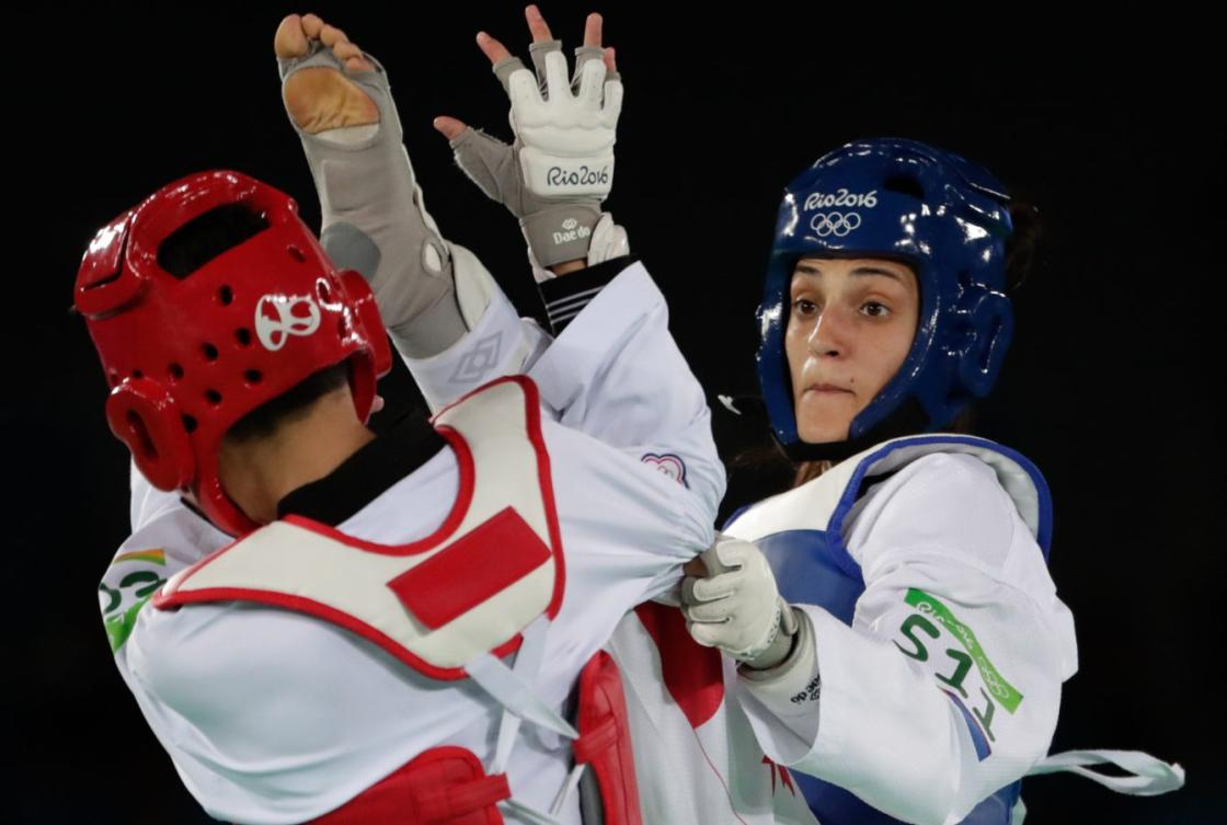 Rio 2016: Melissa Pagnotta