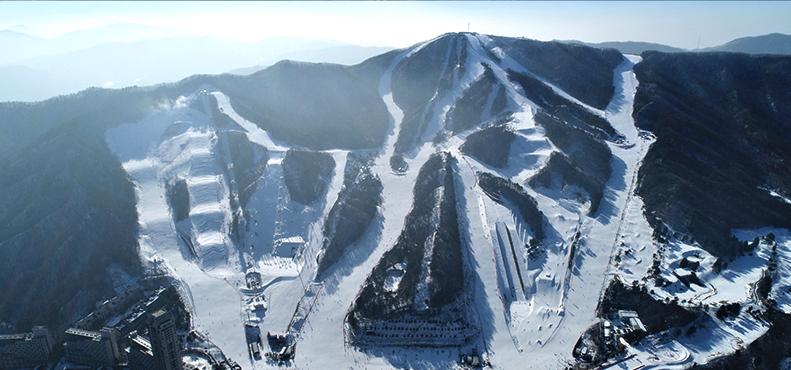 Le Parc de neige de Phoenix accueillera les épreuves de snowboard à PyeongChang 2018.