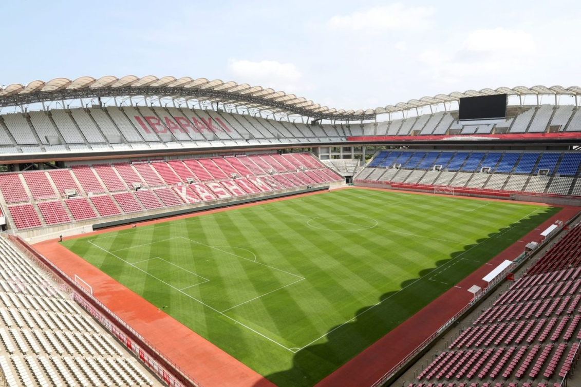 Stade Ibaraki de Kashima (Photo courtoisie de Tokyo 2020)