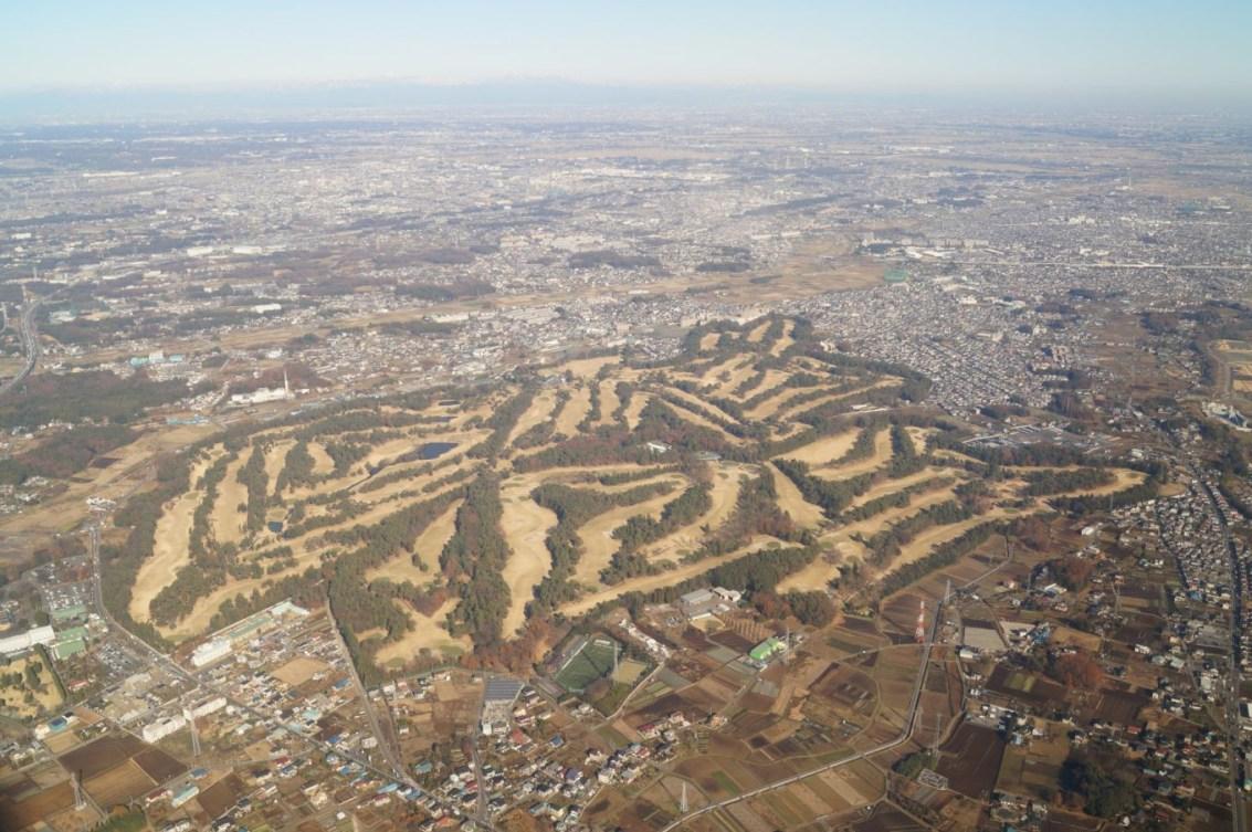 Country club de Kasumigaseki (Photo courtoisie de Tokyo 2020)