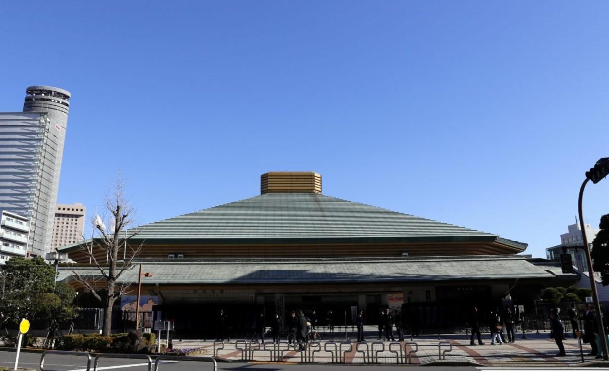 Aréna de Kokugikan (Photo courtoisie de Tokyo 2020)