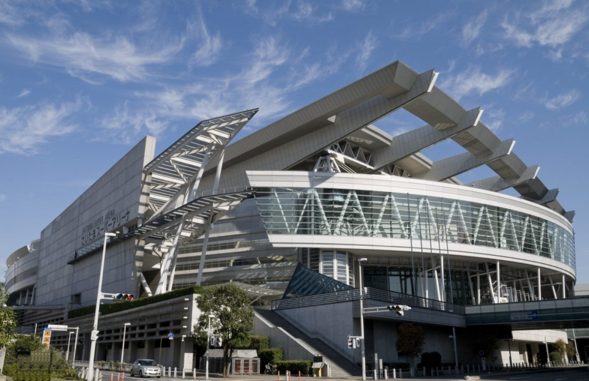 Super aréna de Saitama (Photo courtoisie de Tokyo 2020)