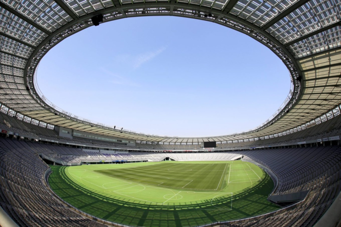 Stade de Tokyo (Photo courtoisie de Tokyo 2020)