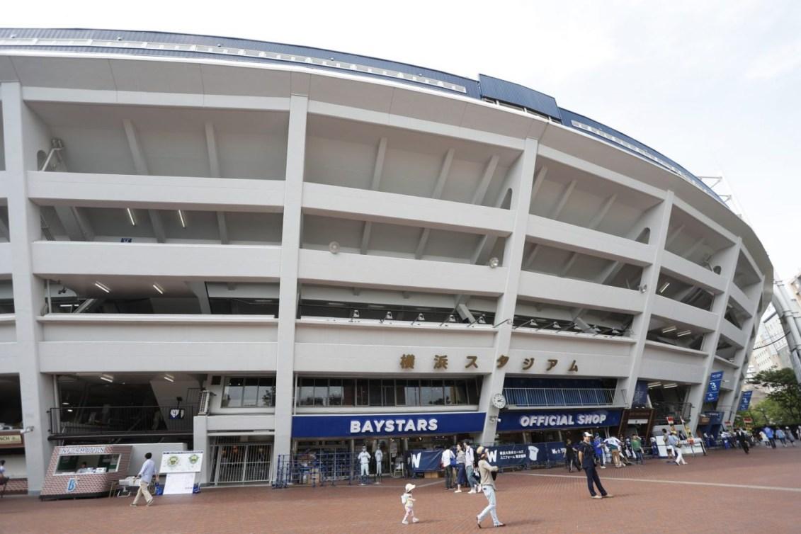 Stade de Yokohama (Photo courtoisie de Tokyo 2020)