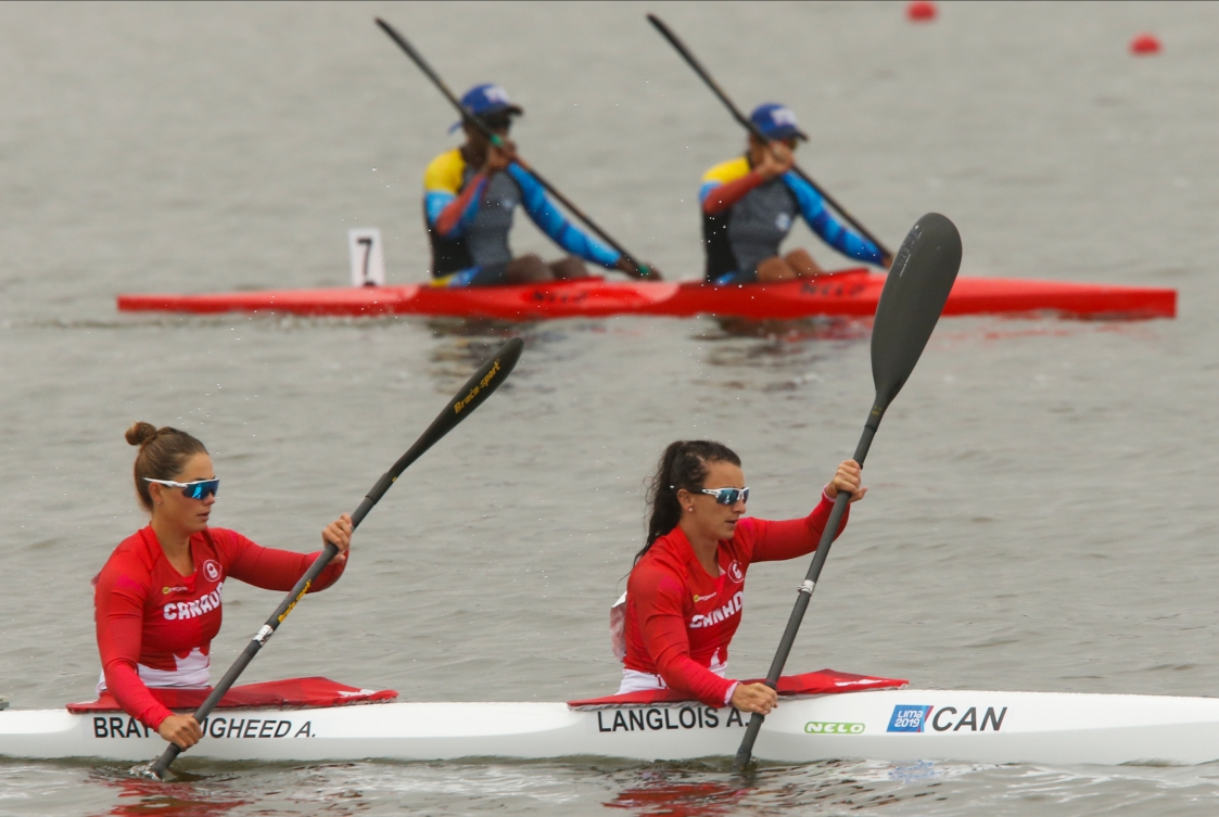 Équipe Canada Alanna Bray-LougheedCanoe Sprint
